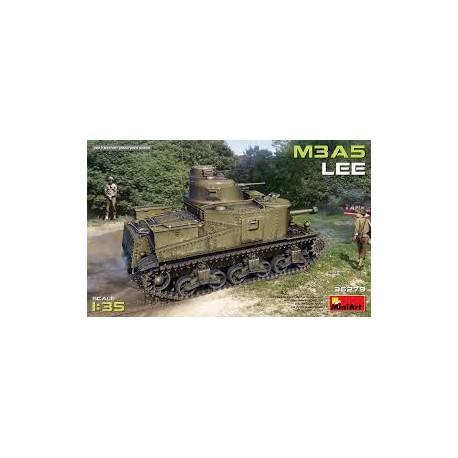 Miniart 1/35 M3A5 Lee