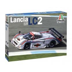 Italeri 1/24 Lancia LC2