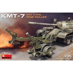 Miniart 1/35 KMT-7 Mid Type Mine-Roller