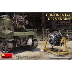 Miniart 1/35 Continental R975 Engine