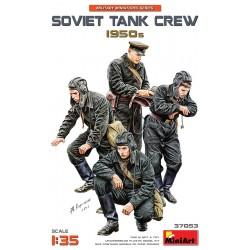 Miniart 1/35 Soviet Tank Crew 1950s