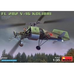 Miniart 1/35 Fl 282 V-16 Kolibri