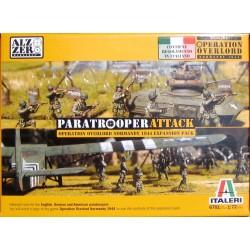 Italeri 1/72 PARATROOPER ATTACK EXPAN. PACK