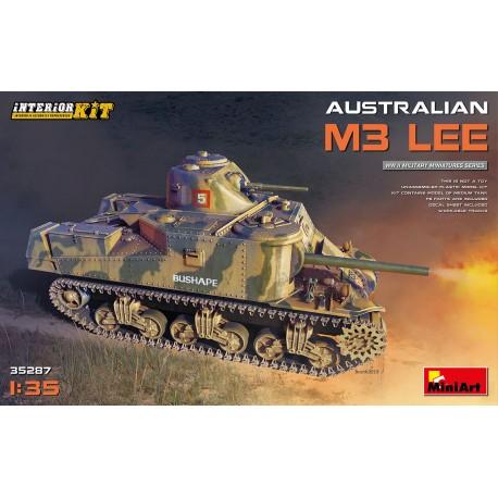 Miniart AUSTRALIAN M3 LEE. INTERIOR KIT 1/35