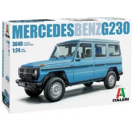 Italeri Mercedes Benz G 230 1/24