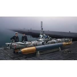 Italeri Biber Midget Submarine