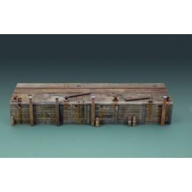 Italeri 1/35 Long Dock