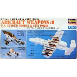Hasegawa 1/72 Aircraft Weapons 2