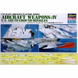 Hasegawa 1/72 Aircraft Weapons 4