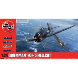 Airfix 1/24 Grumman F6F-5 Hellcat