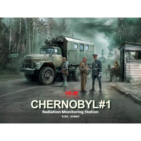 ICM Chernobyl 1 in 1:35