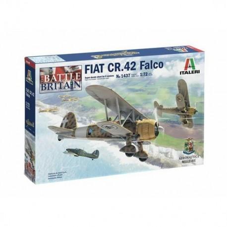 Italeri 1/72 FIAT CR.42 FALCO Battle of Britain 80th Anniversary