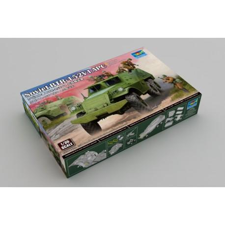 Trumpeter: Soviet BTR-152B1 APC in 1:35