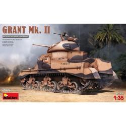 Miniart 1/35 Grant Mk. II