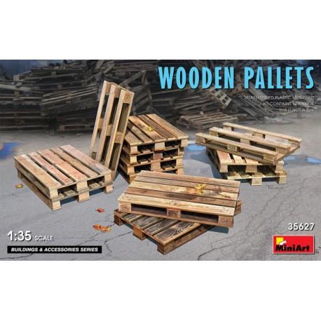 Miniart 1/35 Wooden Pallets