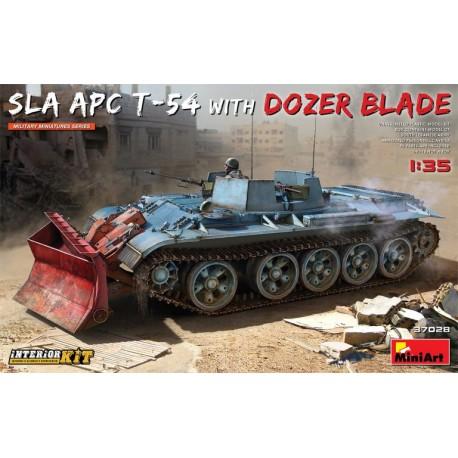 Miniart 1/35 SLA APC T-54 w/Dozer Blade. Interior Kit