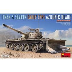 Miniart 1/35 Tiran 4 Sharir Early Type w/Dozer Blade