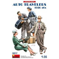 Miniart 1/35 Auto Travelers 1930-40s