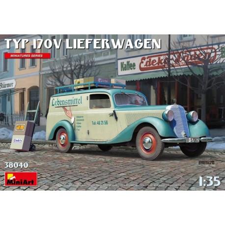 Miniart 1/35 Typ 170V Lieferwagen