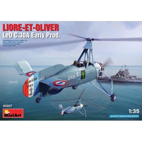 Miniart 1/35 Liore-et-Oliver LeO C.30A Early Prod