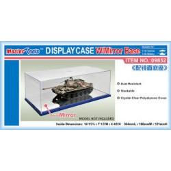 Master Tools: Display Case w/Mirror Base 501x149x121mm