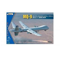KINETIC: MQ-9 REAPER w/GBU-12 in 1:48