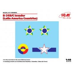 ICM: B-26B/C Invader (Latin America Countries) in 1:48