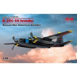 ICM: B-26-50 Invader, Korean War American Bomber in 1:48