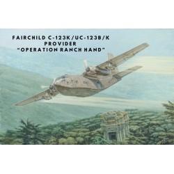 Roden: Fairchild C-123K/UC-123K in 1:72