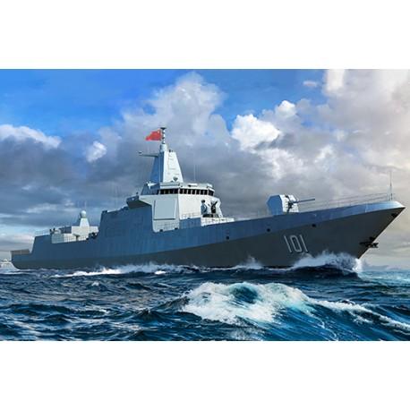 Trumpeter: PLA Navy Type 055 Destroyer in 1:700