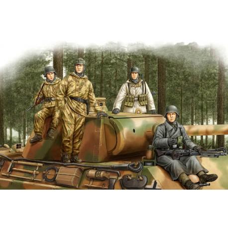 Hobby Boss: German Panzer Grenadiers Vol.2 in 1:35