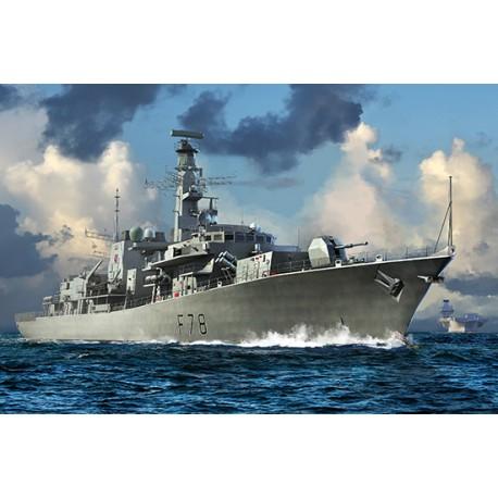 Trumpeter: HMS TYPE 23 Frigate Kent(F78) in 1:700