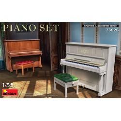 Miniart 1/35 PIANO SET