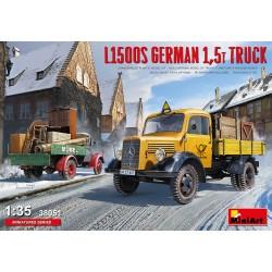 Miniart 1/35 L1500S GERMAN 1,5T TRUCK