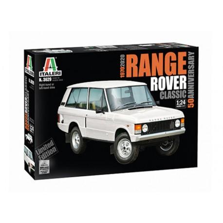 Italeri 1/24 RANGE ROVER Classic 50th Anniversary