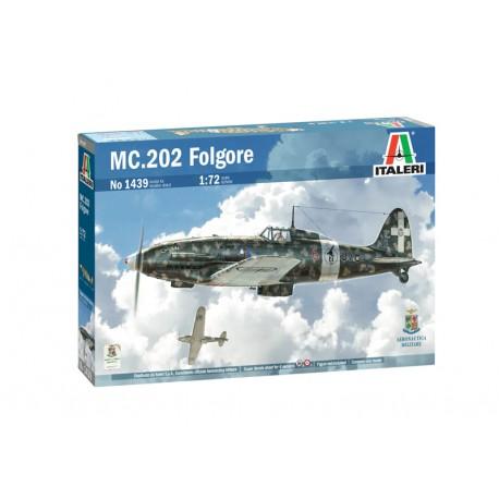 Italeri 1/72 MC 202 Folgore