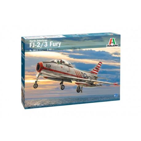 Italeri 1/48 North American FJ-2/3 Fury