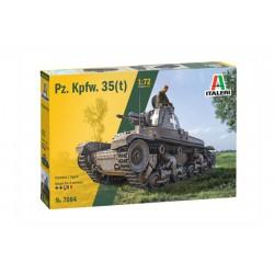 Italeri 1/72 Pz. Kpfw. 35(t)