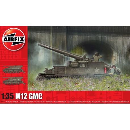 Airfix: M12 GMC in 1:35