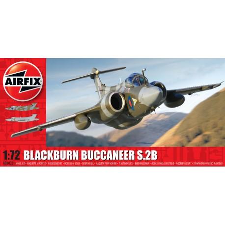 Airfix: Blackburn Buccaneer S.2 RAF in 1:72