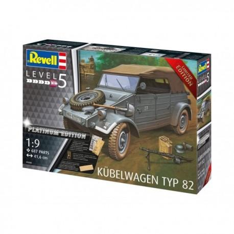 Revell: Kubelwagen Typ 82 in 1:9