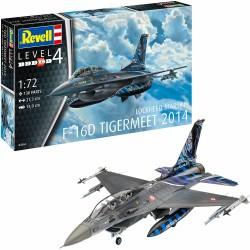 Revell: Lockheed Martin F-16D Tigermeet 2014 in 1:72