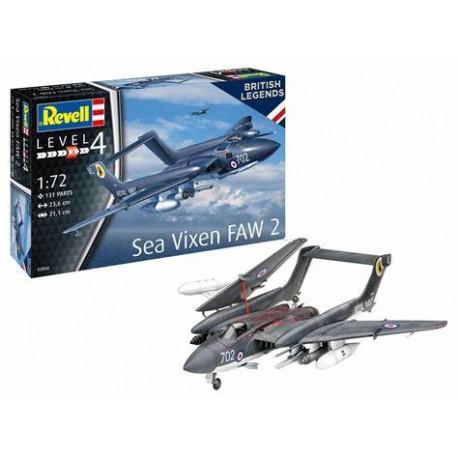Revell: Sea Vixen FAW 2 70th Anniversary in 1:72