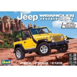 Revell: Jeep Wrangler Rubicon in 1:25