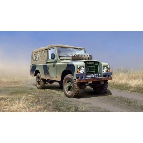 Italeri Land Rover 109' LWB