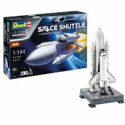 Revell: Starterkit Space Shuttle& Booster Rockets, 40th. in 1:144