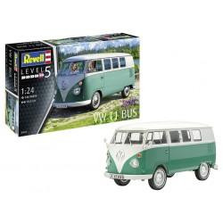 Revell: VW T1 Bus in 1:24