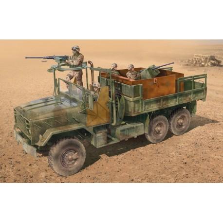 Italeri U.S. Armoured gun truck