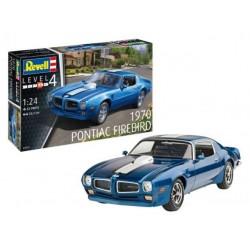 Revell: Model Set 1970 Pontiac Firebird in 1:24