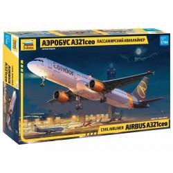 Zvezda 1/144 Airbus A321 CEO